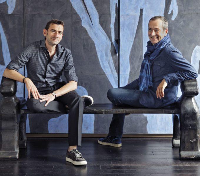 Marc Hertrich et Nicolas Adnet x Horus