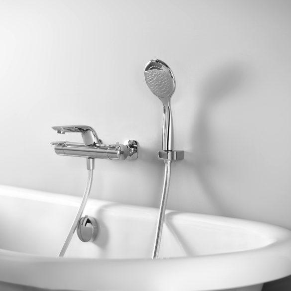 Photo du mitigeur bain douche mural NAJA 48.714