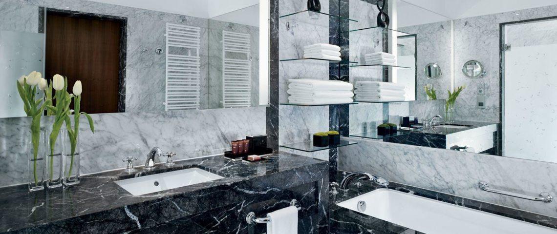 Robinetteries Horus au Ritz Carlton de Vienne