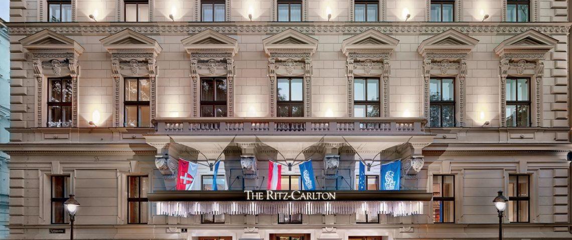 Hotel Ritz Carlton de Vienne