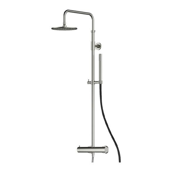 Rendu réalise de la colonne de douche mitigeur thermostatique Equinox316 maison française de robinetterie Horus