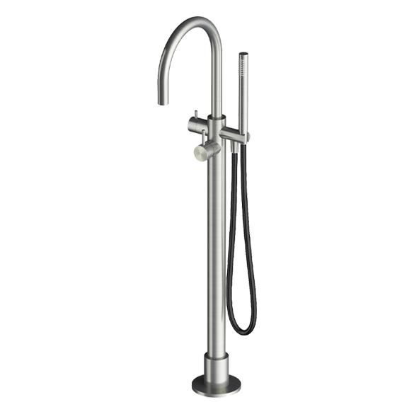 Rendu réalise du mitigeur bain/douche sur colonne Equinox316 maison française de robinetterie Horus