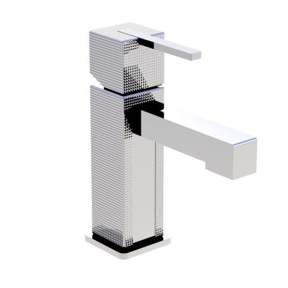 Photo du mitigeur lavabo monotrou vidage clic-clac