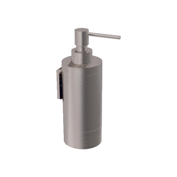 Rendu réaliste du distributeur de savon liquide Equinox316 maison française de robinetterie Horus