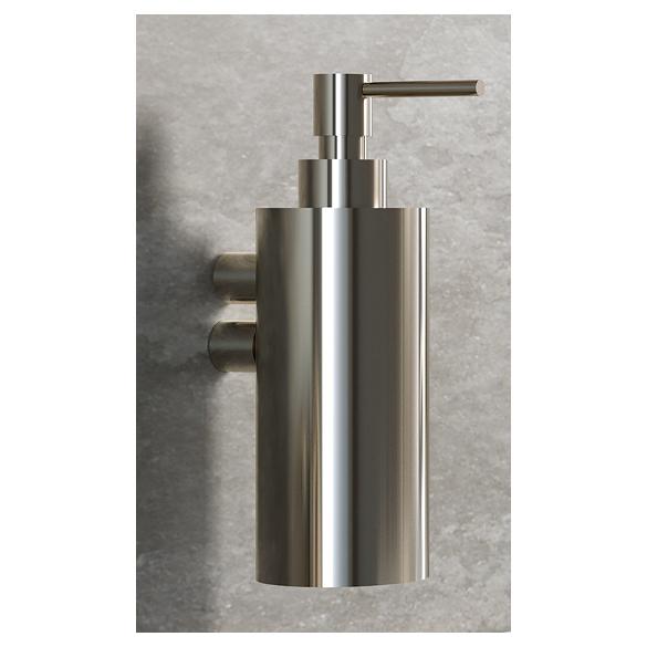 Photo du distributeur de savon liquide Equinox316 maison française de robinetterie Horus