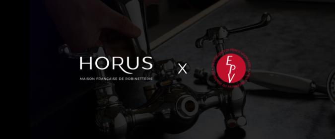 (image) Label EPV accolé au logo Horus