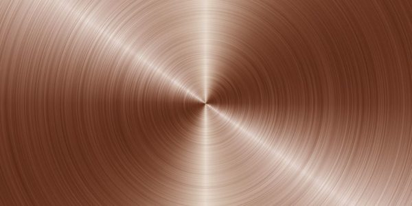 (image) aperçu de la finition cuivre rosé