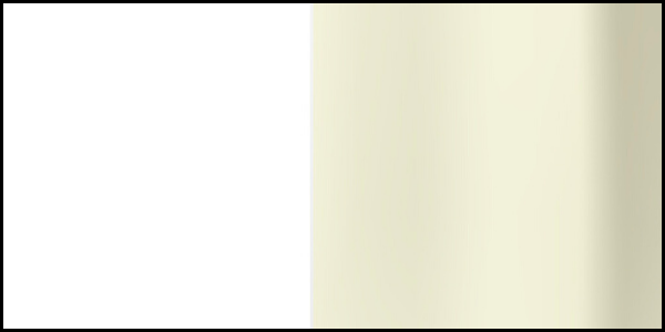 (image) aperçu de la finition blanc polishbrass