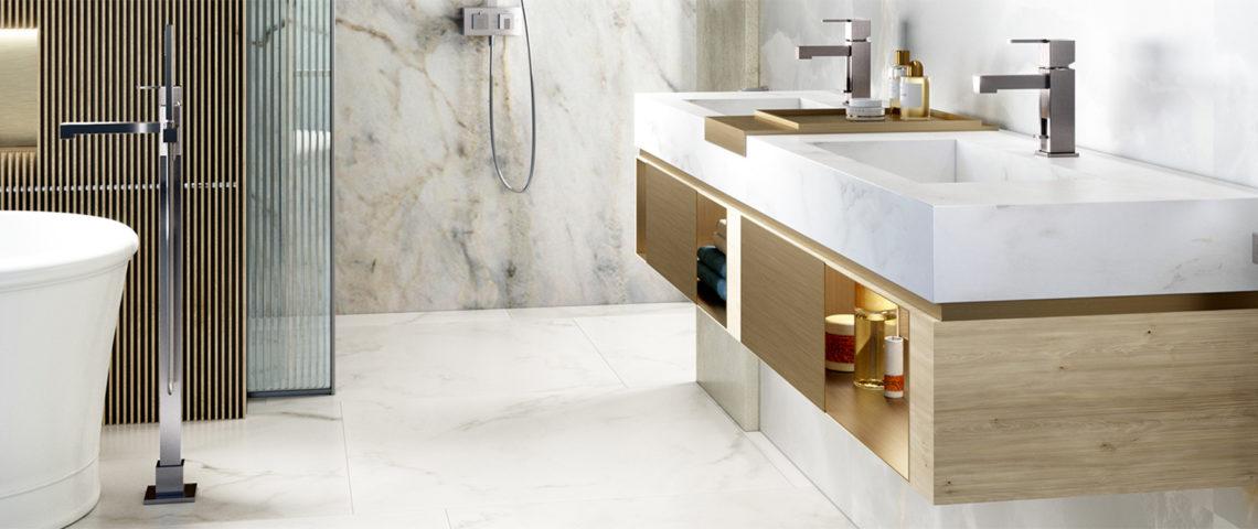 (image) ambiance Myriad salle de bain de luxe