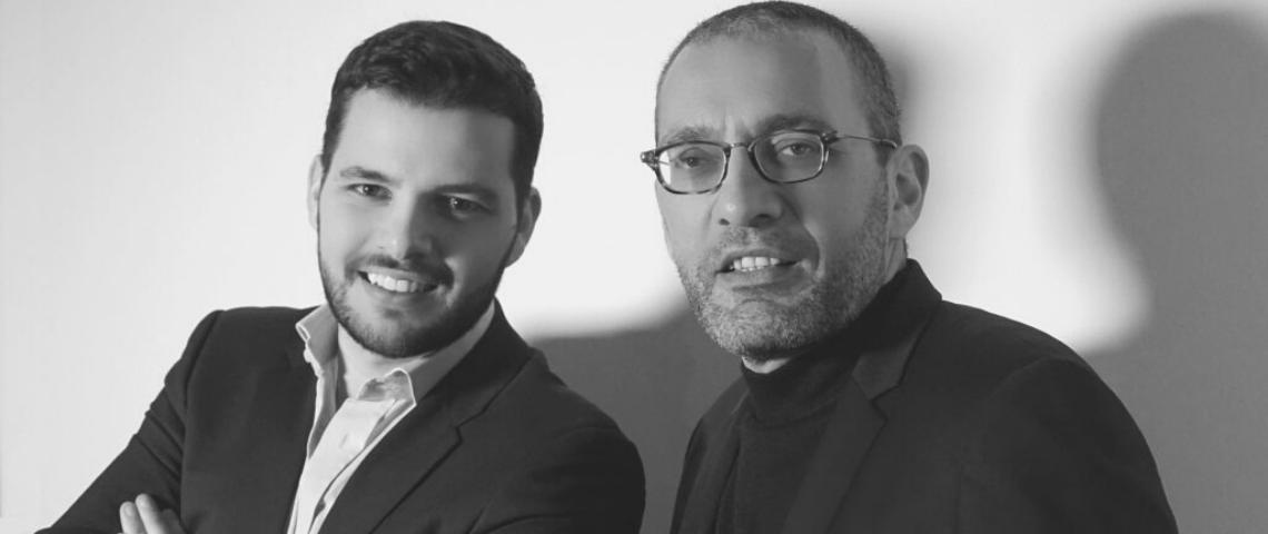 (image) photo de Manuel et Tristan Rodriguez, dirigeants de Horus