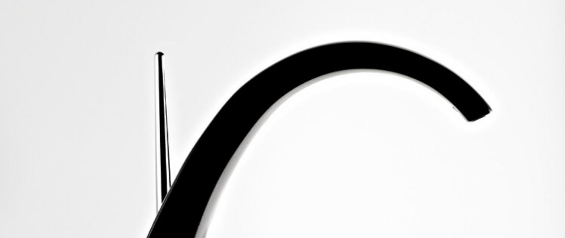 (image) mitigeur Nouvelle Vague de profil